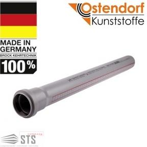 Труба канализационная Ostendorf d50
