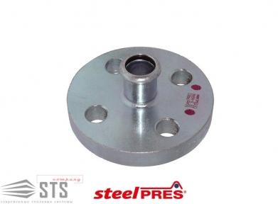 Фланец стальной оцинкованный (отопление) STEELPRES® RM