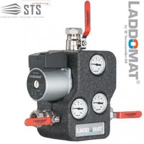 Термосмесительный узел трехходовой Laddomat 21-100