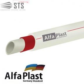 Труба Alfa Plast Фибер