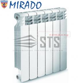 Радиатор биметаллический Mirado 500/100 мм